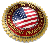 Made in the USA Product Seal